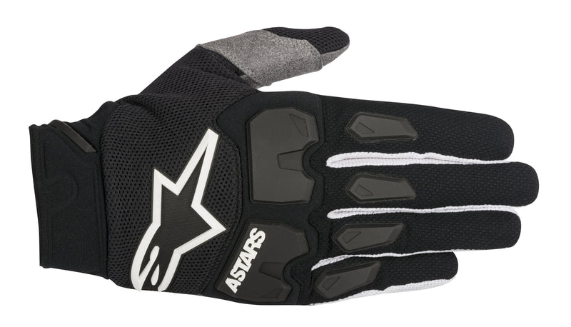 Kit Glove Armoured Alpinestars Racefend - 2018- Black