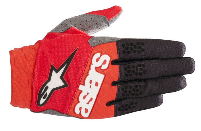 Kit Glove Alpinestars Racefend - 2019- Red Black XXL - Extra Large