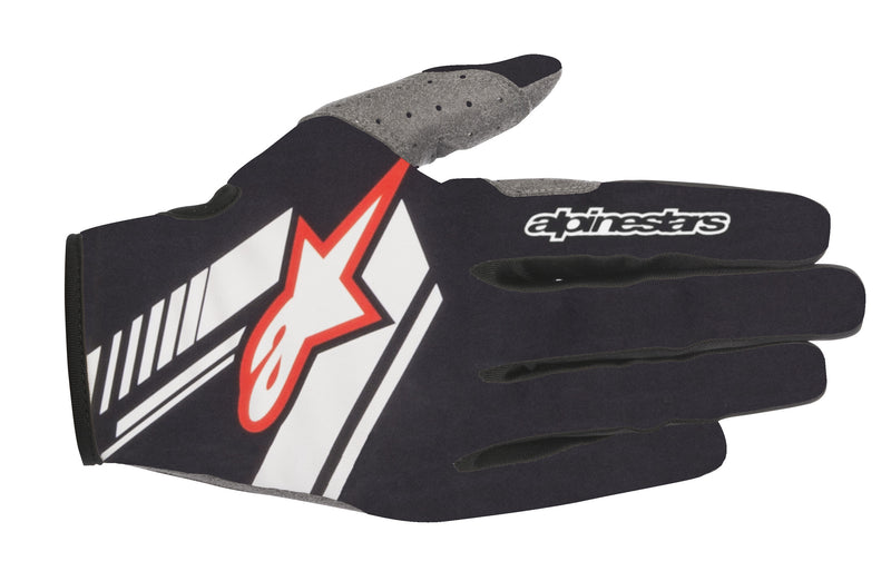 Kit Glove Armoured Knuckle Alpinestars - 2018- Black