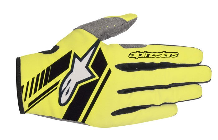 Kit Glove Alpinestars - - Neo Yellow Flo Black XXL - Extra Large