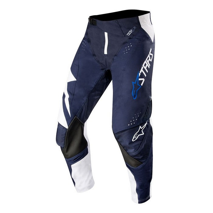 Kit Pants Alpinestars Techstar Factory - 2019- White Dark Navy 40in