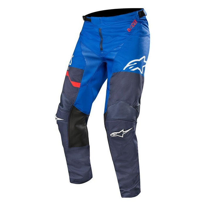 Kit Pants Alpinestars Racer Flagship - 2019- Dark Navy Blue Red 40in