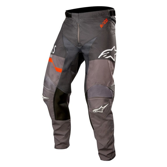 Kit Pants Alpinestars Racer Flagship - 2019- MID GREY MID GREY ORANGE FLUO 40in