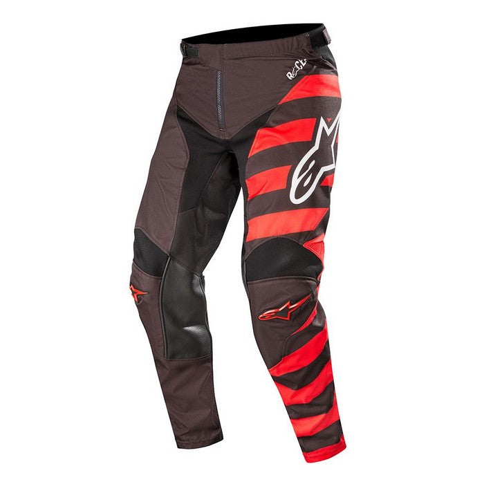 Kit Pants Alpinestars Racer Braap - 2019- Black Red White 40in