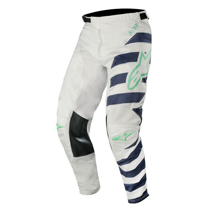 Kit Pants Alpinestars Racer Braap - 2019- Cool Grey Dark Navy Teal 40in