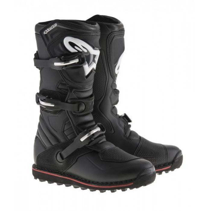 Kit Boot Alpinestars Tech-T- - Black Red UK 13
