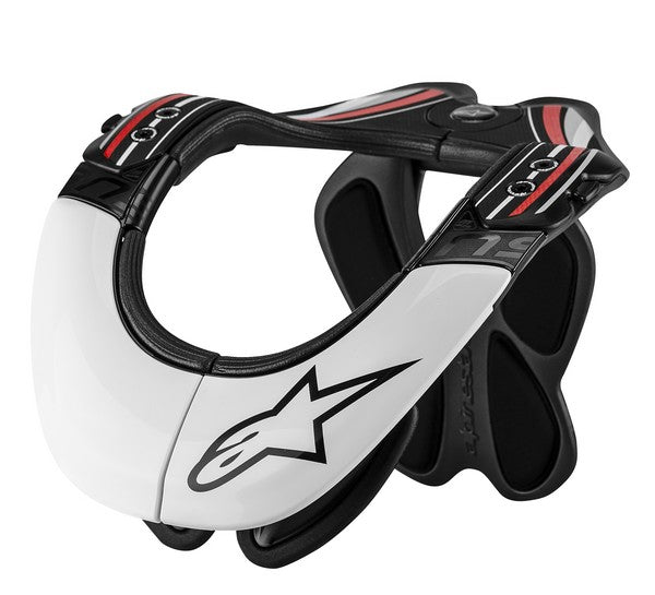 Kit Protection Neck Support Alpinestars - - White XS - Extra Small