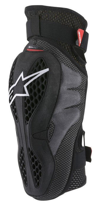 Kit Protection Knee Protector Alpinestars Sequence - - Black Red XXL - Extra Large