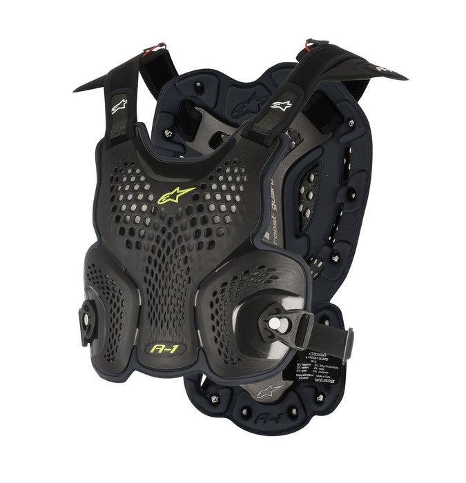 Kit Protection Body Armour Roost Guard Alpinestars A1 - - Black Anthracite XL - Extra Large XXL - Extra Large