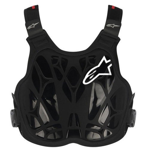 Kit Protection Body Armour Chest Guard Alpinestars A8 Lite - 2014- XS-Small - S Small