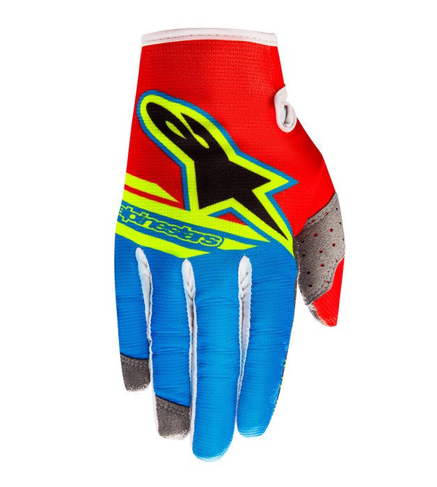 2018 Alpinestars Radar Flight Glove Limited Edition Union