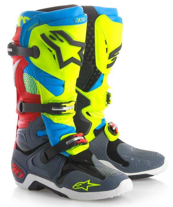 2018 Alpinestars Tech 10 Boot  Limited Edition Union