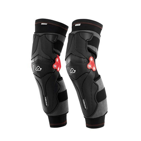 Acerbis X-strong Knee Guard Black