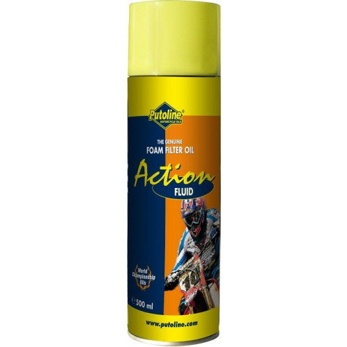 Putoline Off Road Action Filter Fluid Spray 600ML