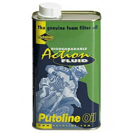 Putoline Off Road Action Fluid Biodegradable 1Ltr