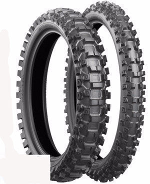 Tyres Soft Terrain Front & Rear Bridgestone Battlecross X20 Show Price Special Offer - - 19in 100-90