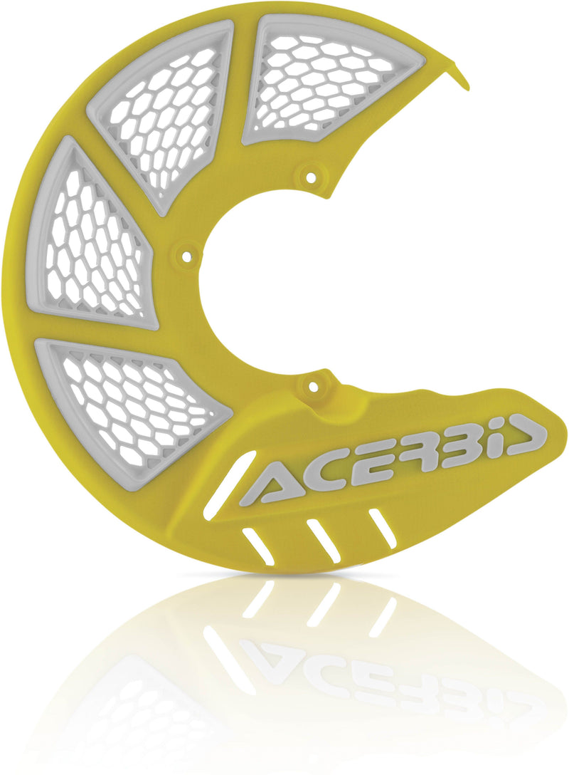 Chassis Plastics Front Disc Cover Acerbis X-Brake 2.0 - - Blue Red