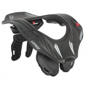 Kit Protection Neck Brace Leatt GPX 5-5 Youth - 2014- Black Grey S - Small XL - Xlarge