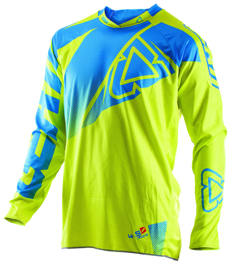 2017 Jersey Gpx 4.5 Lite Lime Blue
