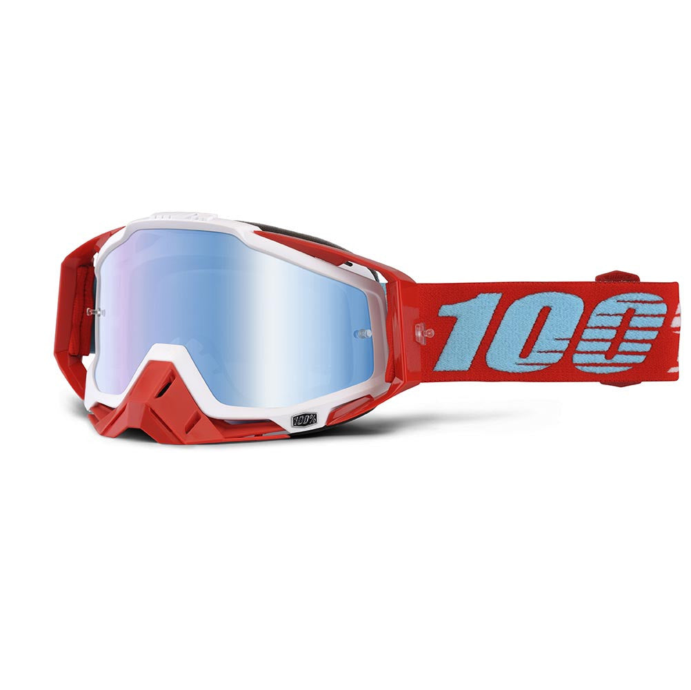 Kit Goggle Lens 100 Percent Race Craft Kepler Mirrored - 2017- Mirrored Lens