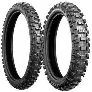 Tyres Soft Terrain Bridgestone M203 Special Offer Free Ultra HD Tube - - 14in 60-100