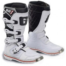 Gaerne SG-J Kids MX Boot White