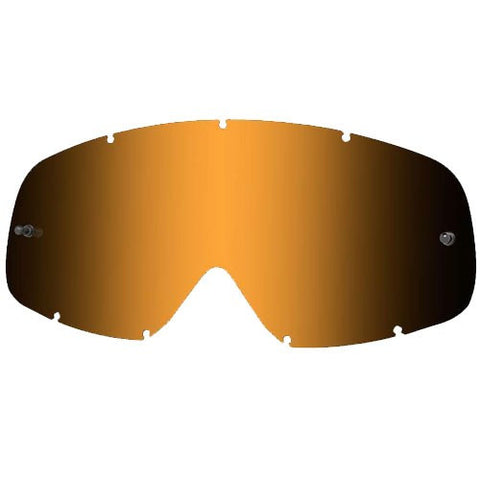Oakley Lens Iridium Black