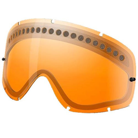 Oakley Lens Dual Vented Persimmon