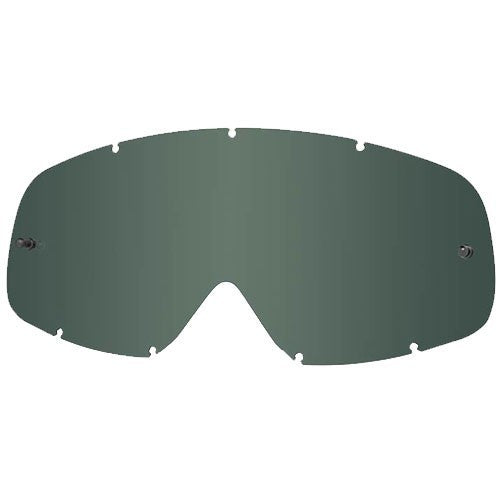 Kit Goggle Lens Oakley Airbrake - - Dark Grey Lens