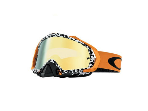 Oakley Mayhem Viper Room White/Gold
