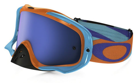 HERITAGE RACER ORANGE (BLACK ICE IRIDIUM LENS)