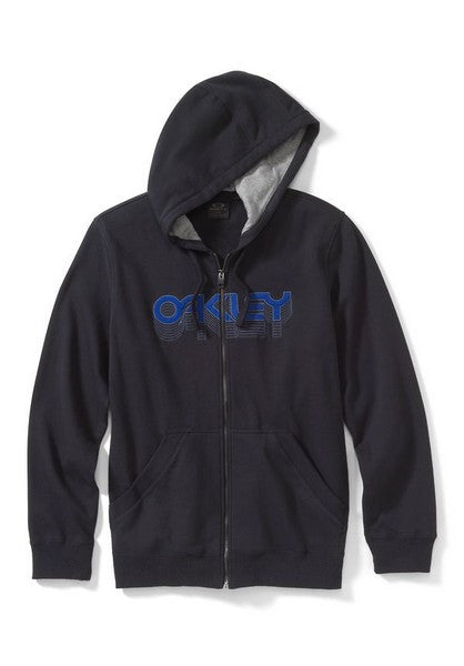 Oakley Factory Pilot Zip Fleece - Jet Black