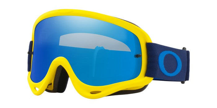 Kit Goggle Lens Oakley OFrame - 2018- iridium Clear Lens Black Ice Yellow Flo Navy