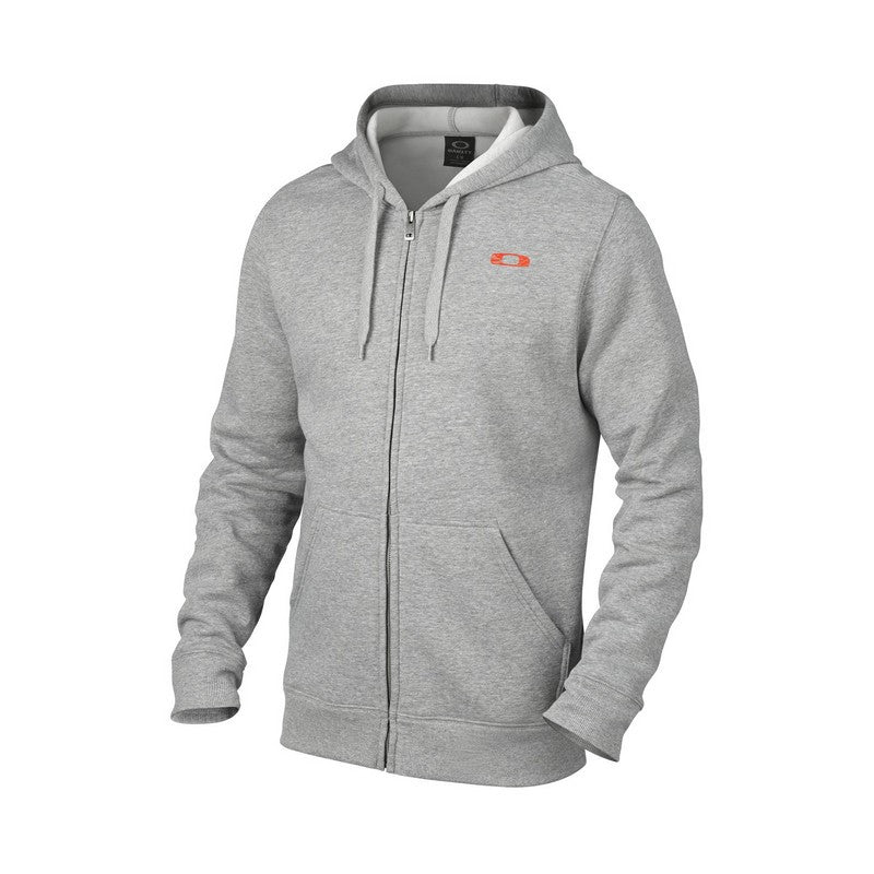 Oakley Premium Hoody - Heather Grey