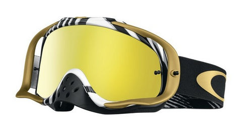 OAKLEY CROWBAR HERLINGS - (24K IRIDIUM LENS)