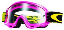 Oakley XS O Frame Youth - High Voltage Pink
