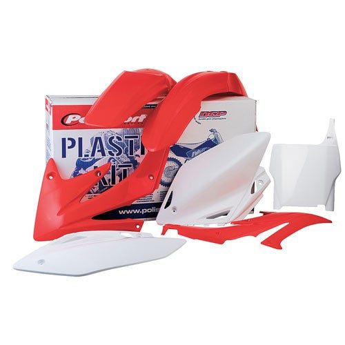 Polisport Honda Full Plastics Kit CR125 95-96