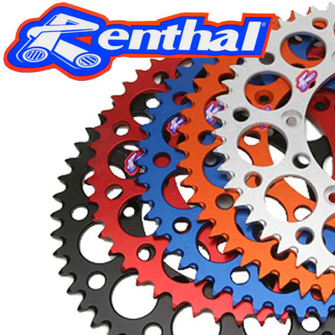 Renthal Suzuki Rear Sprockets