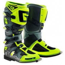 Gaerne SG12 MX Boot Neon Yellow