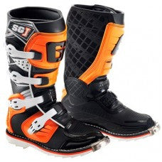 Gaerne SG-J Kids MX Boot Orange Black