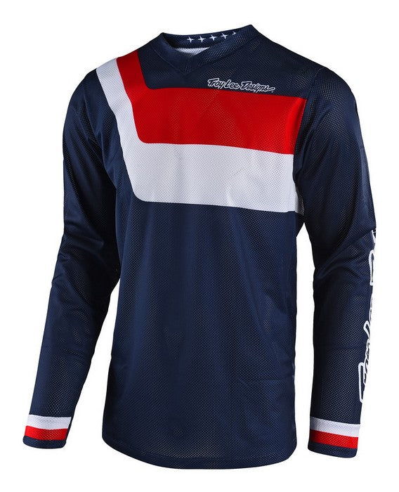 2018 Troy Lee Designs GP Air Jersey Prisma Navy