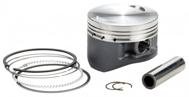 Vertex Piston Kit MX - Honda CRF450 09-12 Hi Comp