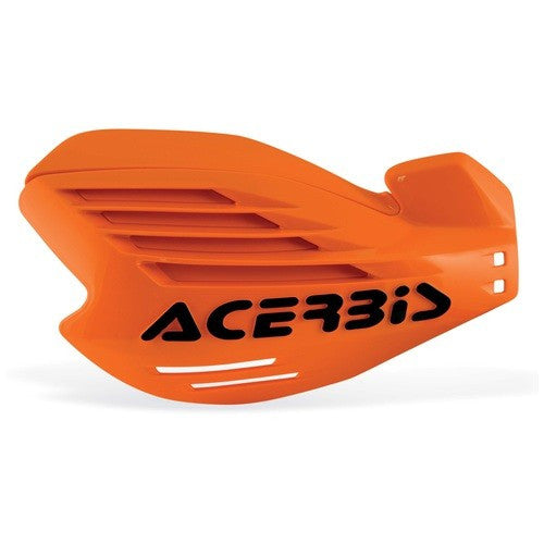 Chassis Plastics Handguard Acerbis X-Force - - White