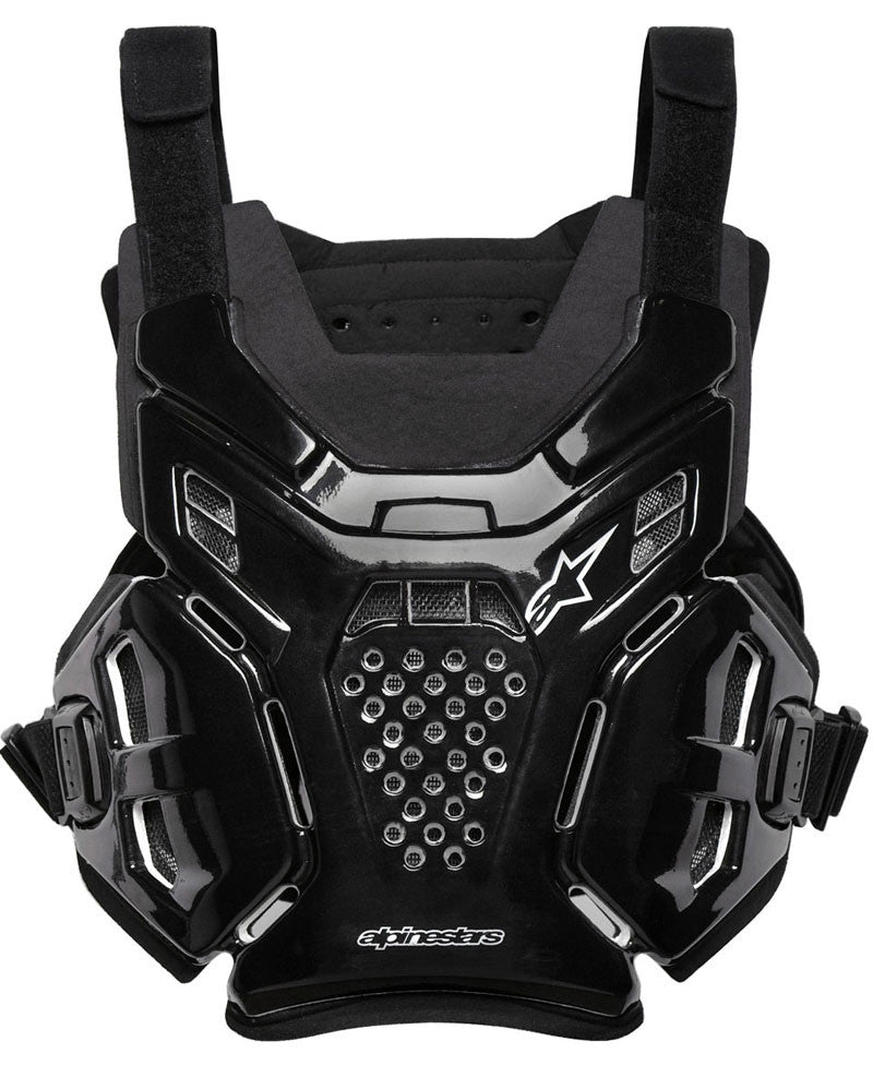 Kit Protection Body Armour Chest Protector Alpinestars A6 - 2014- One-Size