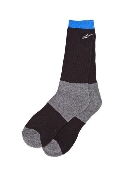 Kit Socks Alpinestars Smash - - Black S-Small M - Medium