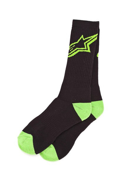Casual Socks Trainer Alpinestars - - Black S-Small M - Medium