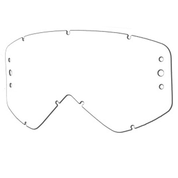 Kit Goggle Pattern Pattern Rip N Roll Hybrid - - Clear