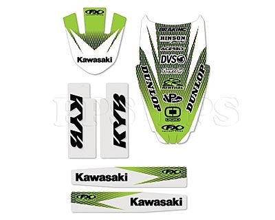 Trim Kit - Kawasaki KXF250 2013-2014 / KXF450 2012-2014