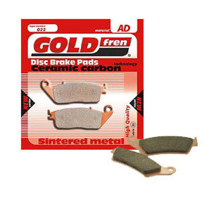 Gold Fren Suzuki Brake Pads