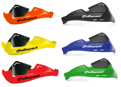 Polisport Enduro Integral Evolution Brushguards